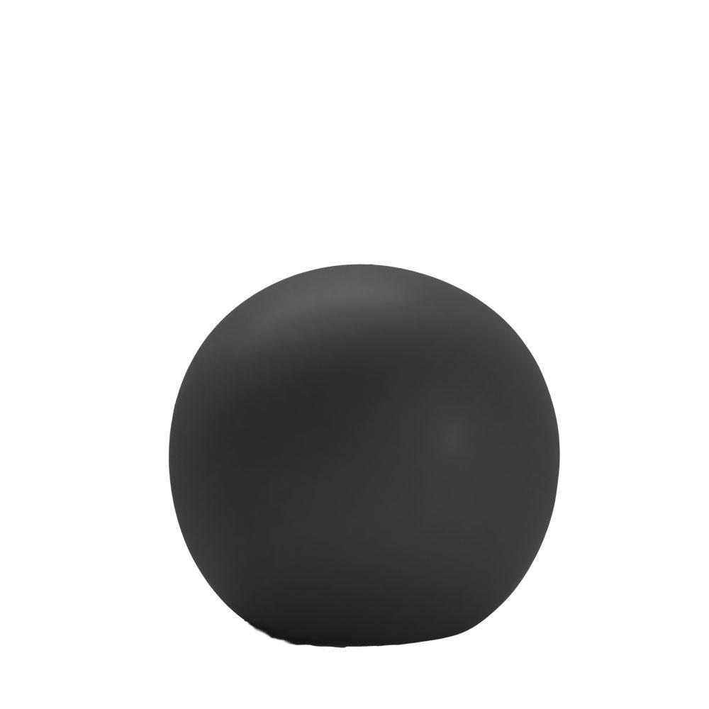 Allium dekorationsklot svart
