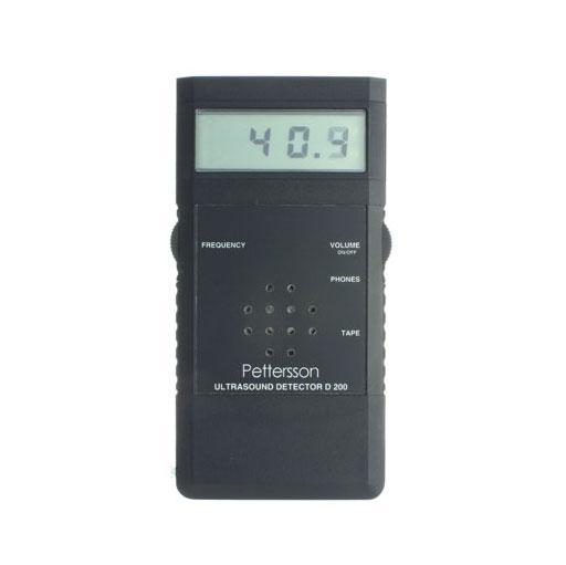 Fladdermusdetektor D200