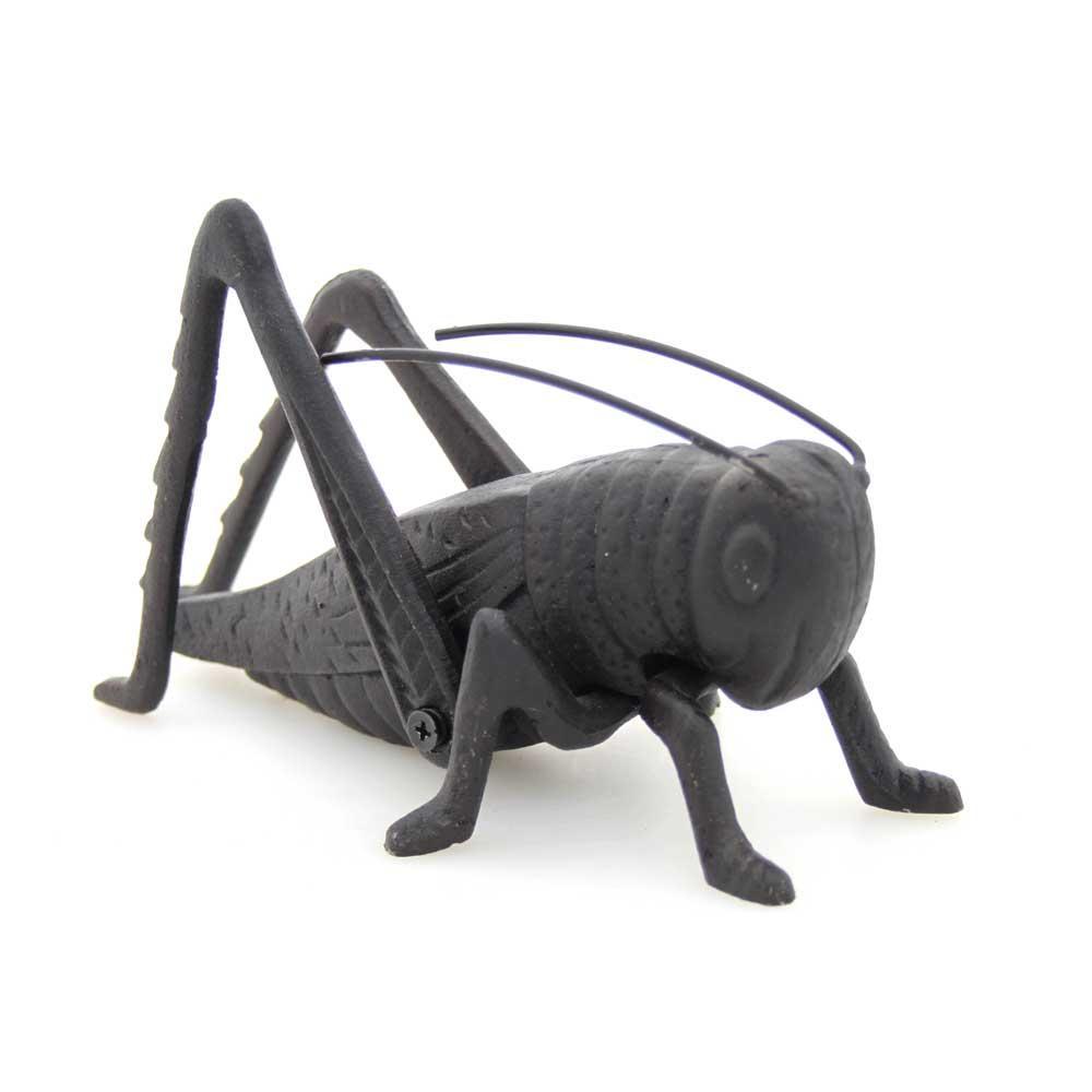 gräshoppa järn svart