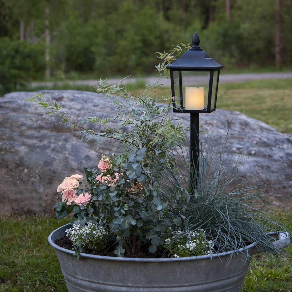 Gravlykta Lanterna LED
