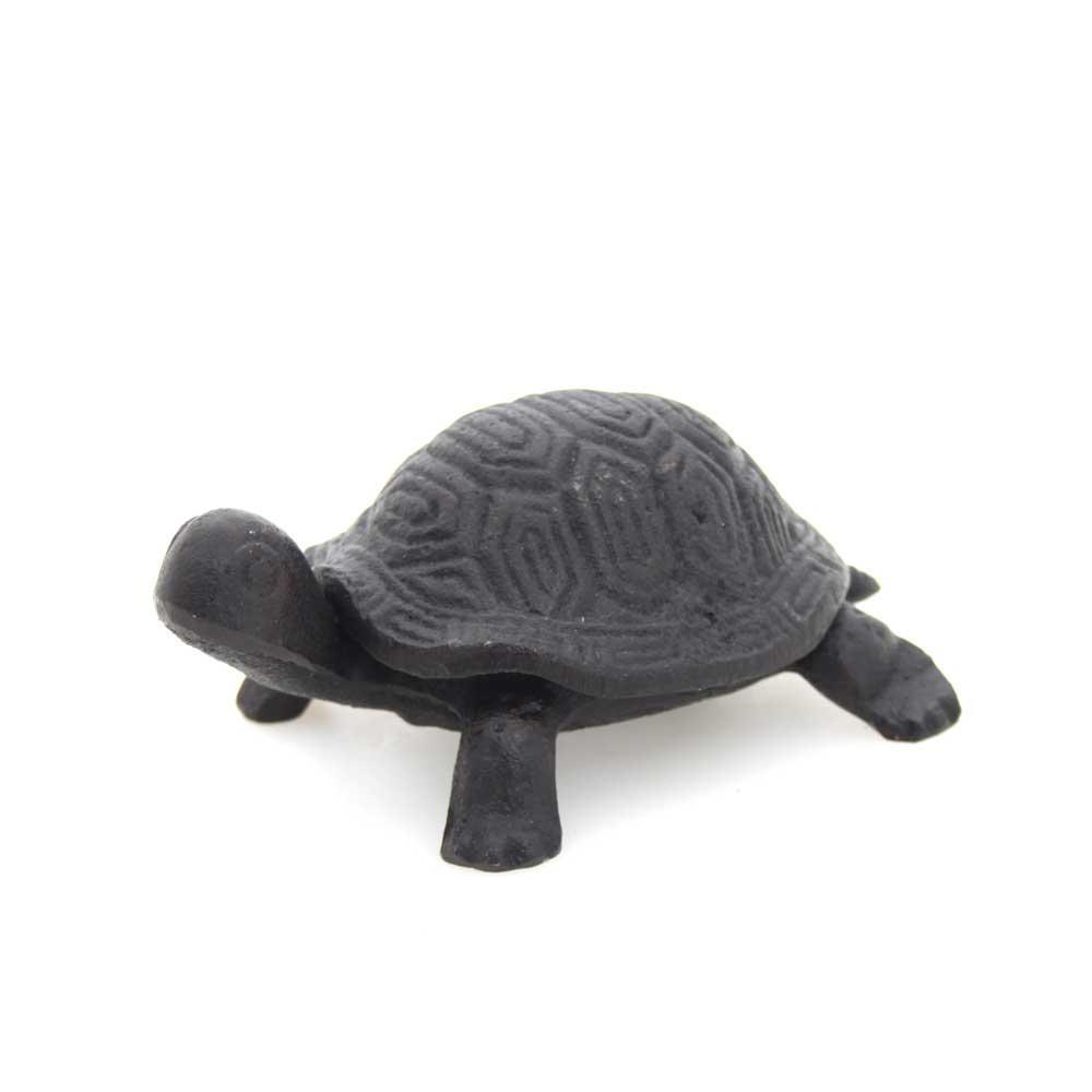 sköldpadda trädgård järn