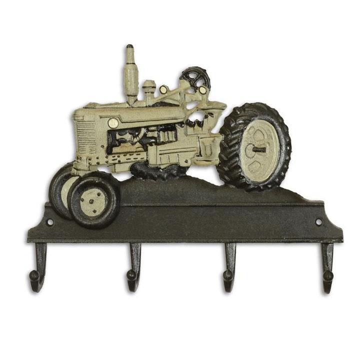 Traktor grå