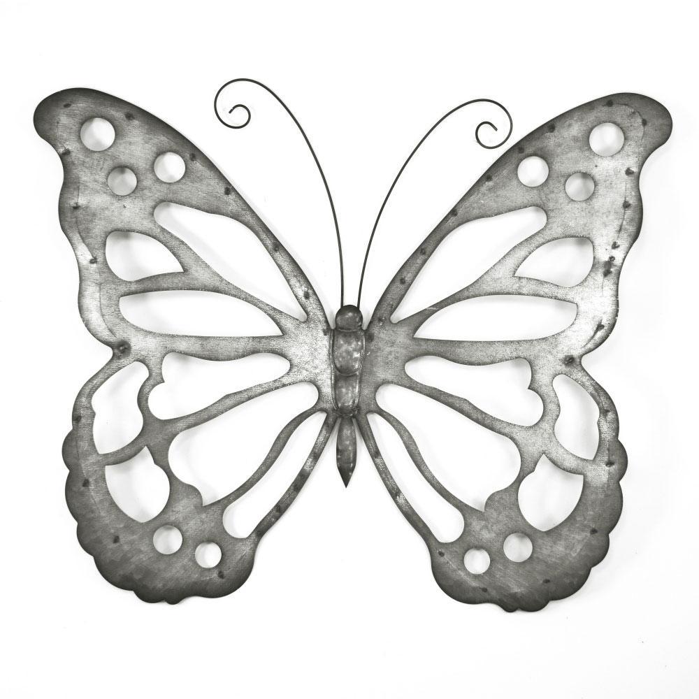 Vägg fjäril