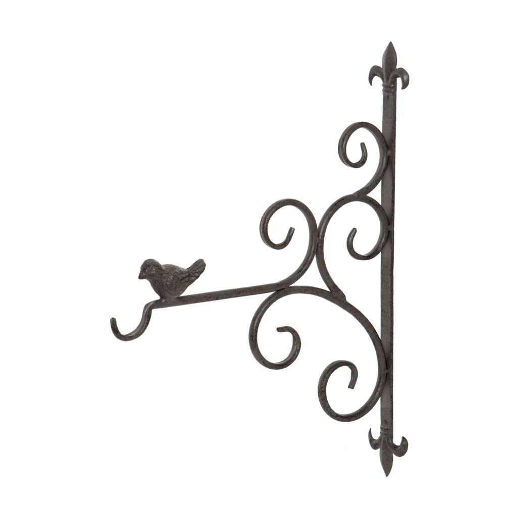 Vägg krok fågel ampelkrok