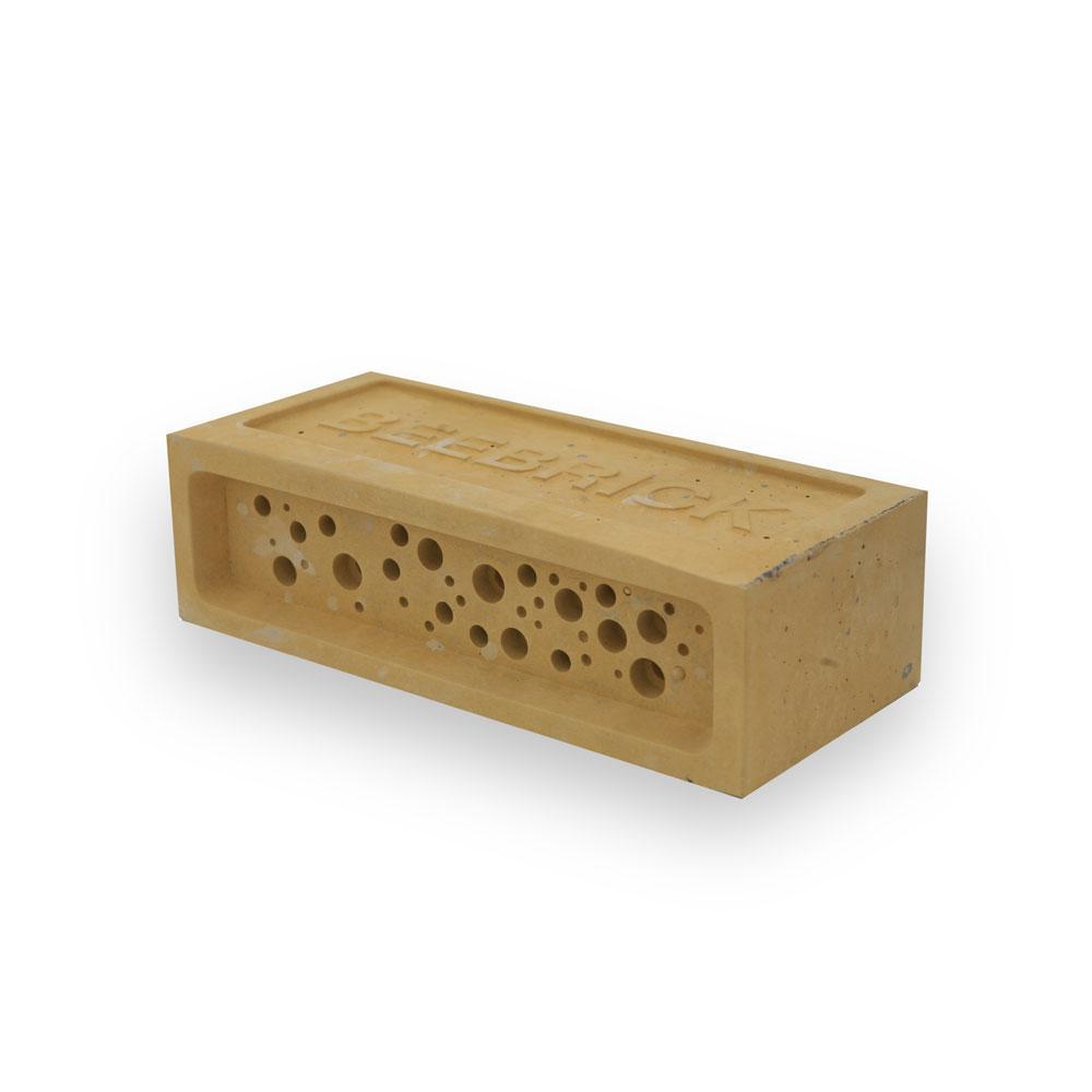 Solitärbiholk Bee brick tegelsten