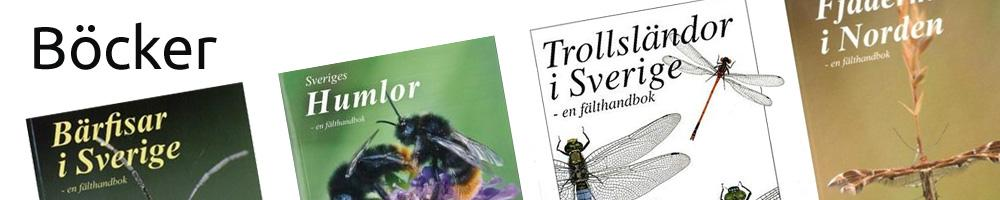 Trädgårdsböcker och insektsböcker