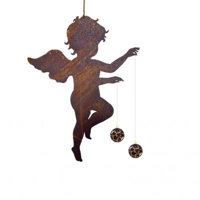 Angel flying f/hanging 30cm