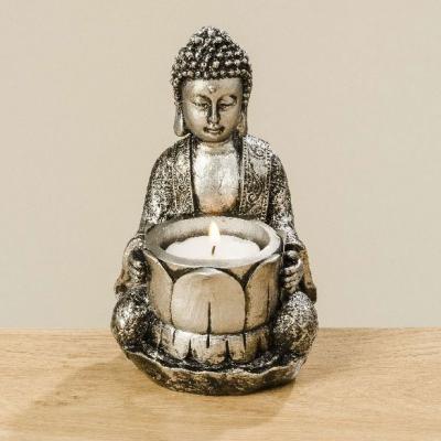 Buddha värmeljus