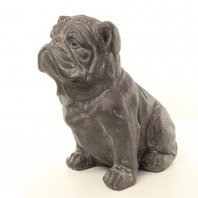 Engelsk bulldog inredning