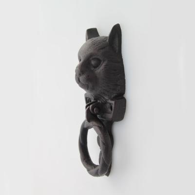 dörrkläpp portklapp järn katt
