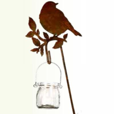 Fågel på krok