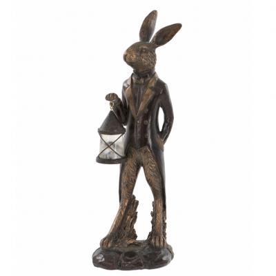 Hare med lanterna