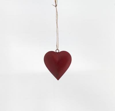 Hjärta i plåt