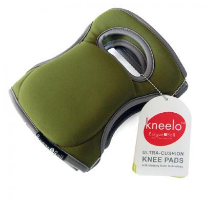 Kneelo Knäskydd trädgård Moss grön