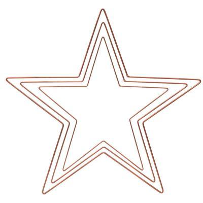 Kransstomme stjärna
