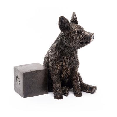 Krukfötter gris