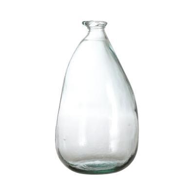 vas återvunnet glas