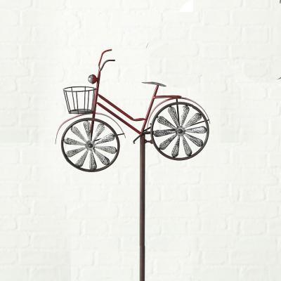 Vindspel cykel röd