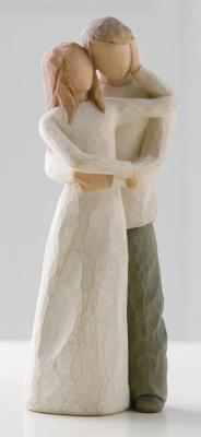 Willow Tree Figur Together