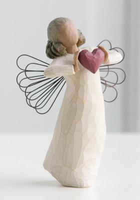Willow Tree Figur With Love