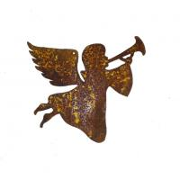 ängel hängande siluett