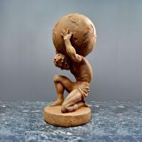 Atlas Figur Statyett