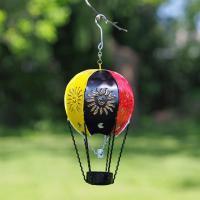 Luftballong värmeljus