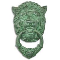 Lejon dörrkläpp
