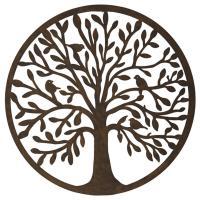 Träd siluett Livets Träd Väggdekoration