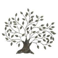 Ek Väggdekoration Livets träd Siluett