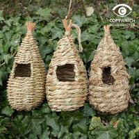 Bopåse nest pocket fågelbo