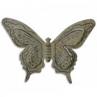 Väggdekoration fjäril
