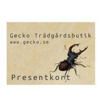 Trädgårdsbutik Presentkort
