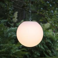 Hängande solcellslampa Globy