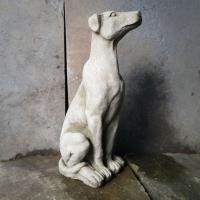 Hund i betong
