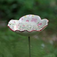 Insektsbad i keramik