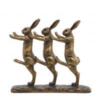 Kaniner marscherar