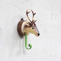 Krok barnrum hjort