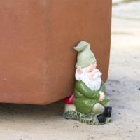 Trädgårdstomte, Potty Feet, Krukfötter