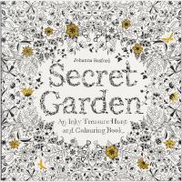 Målarbok för vuxna - Secret Garden