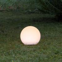 Markklot solcell Globy