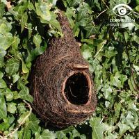 fågelbo nest pocket boficka