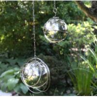 Silverklot hängande