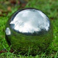 silverklot rostfritt stål