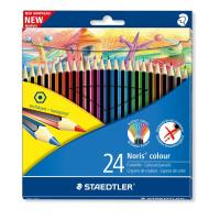 Blyertspennor i färg Staedtler