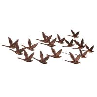 Svanar flock