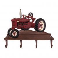 Traktor krokar