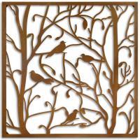 Väggtavla fåglar väggdekoration