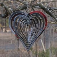 vindspel stål hjärta